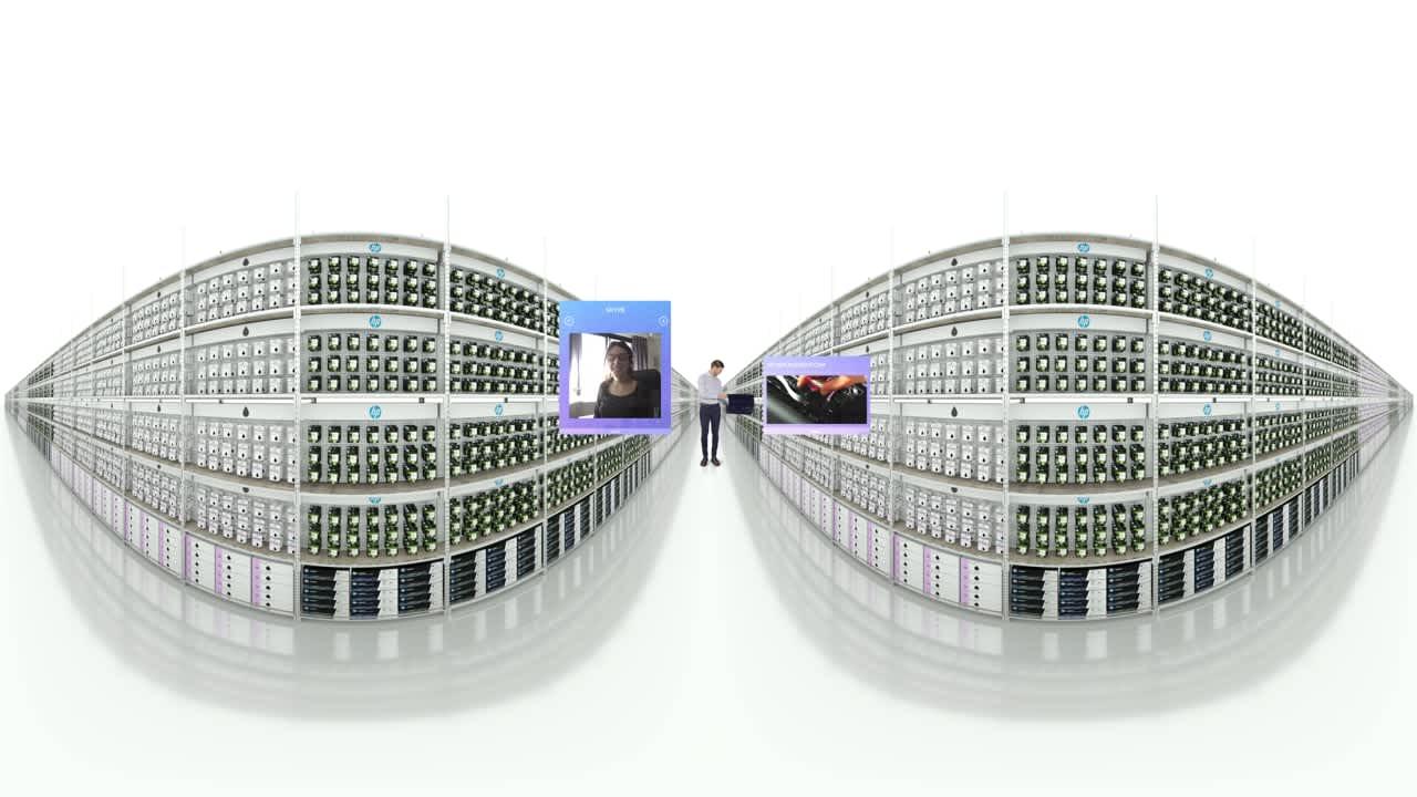HP Demo VR