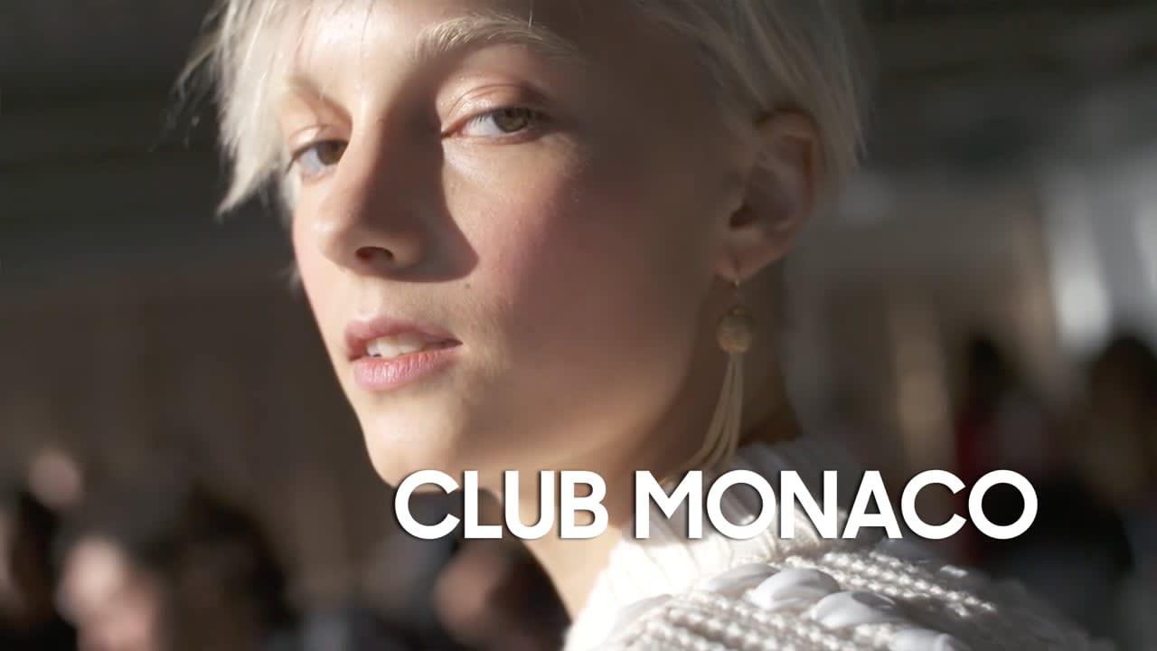 Club Monaco - S/S 2018 Fashion Film