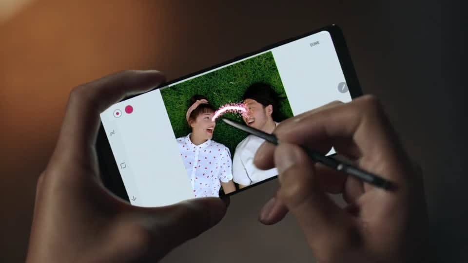 Samsung Re-Launching Note