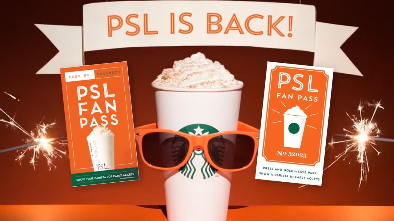 Starbucks The Real PSL