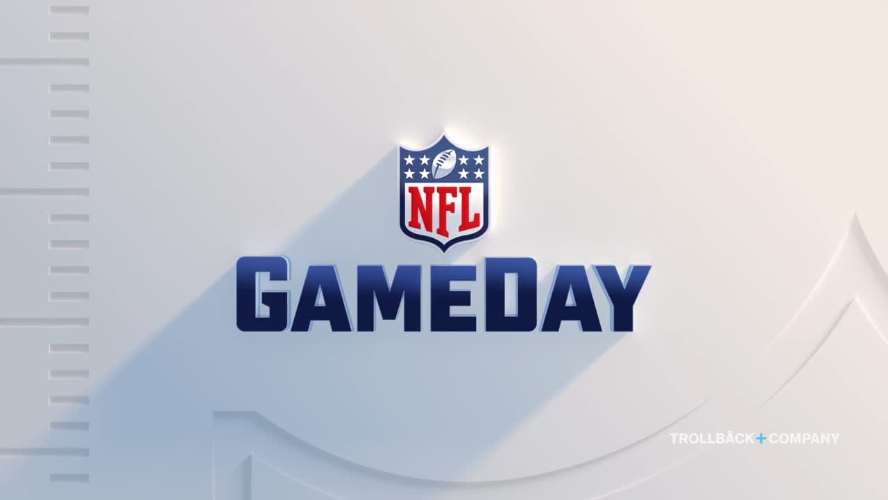 NFL GameDay Rebrand