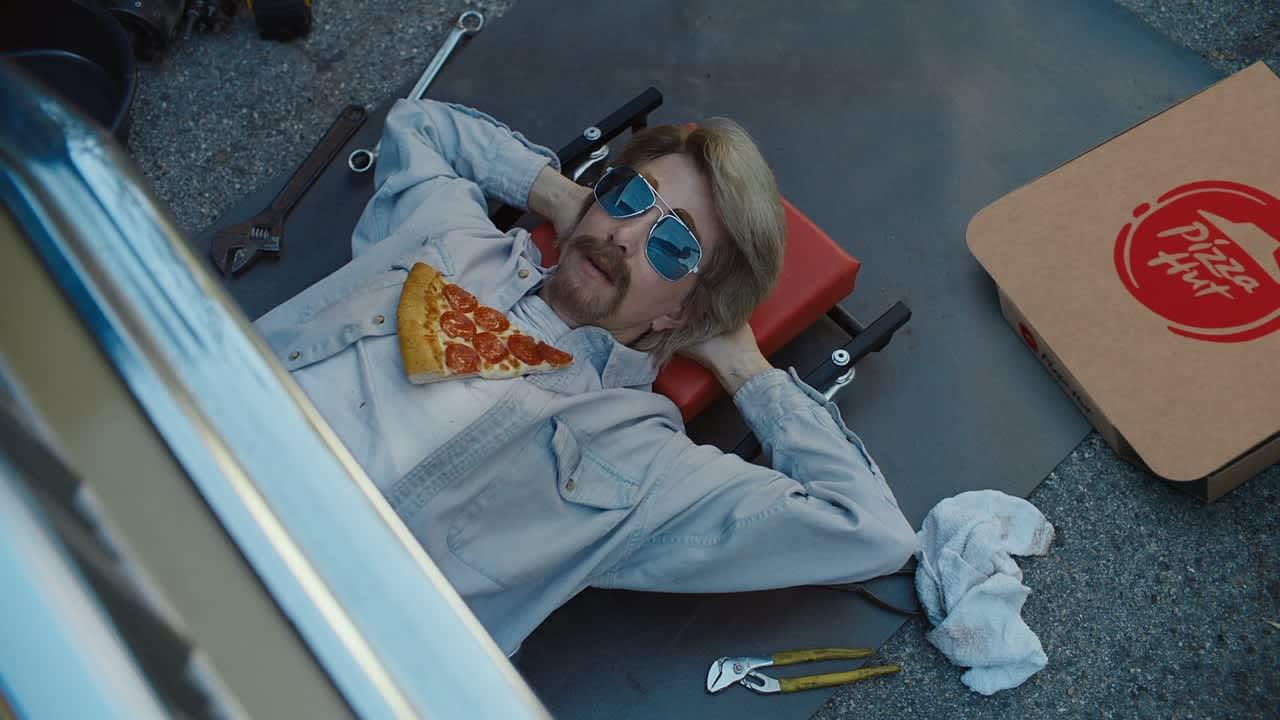 Pizza Hut | The Everyman
