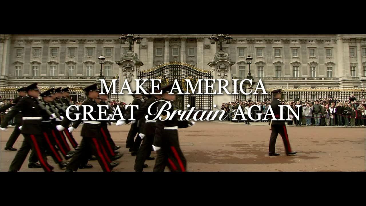 The Royals on E! - Make America Great Britain Again