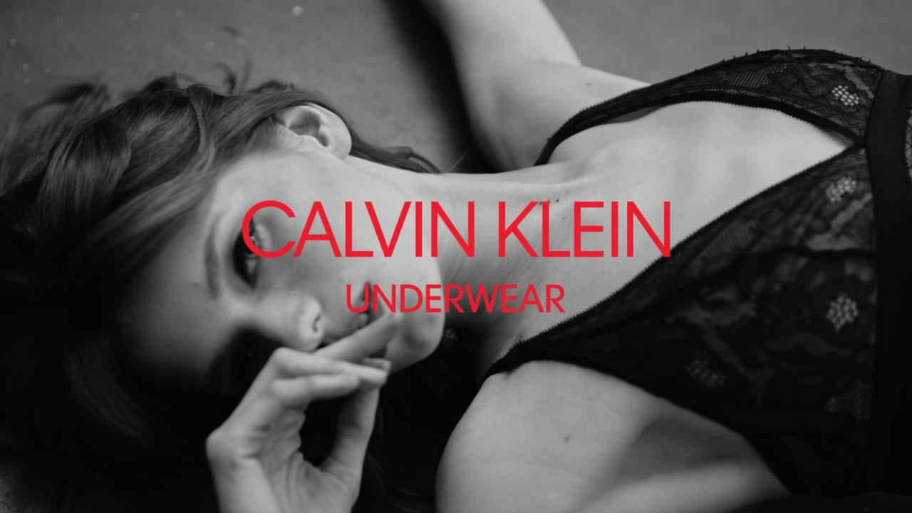 Calvin Klein Underwear Fall 17 Product Campaign