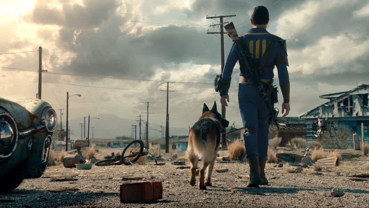 Fallout 4 TV Commercial