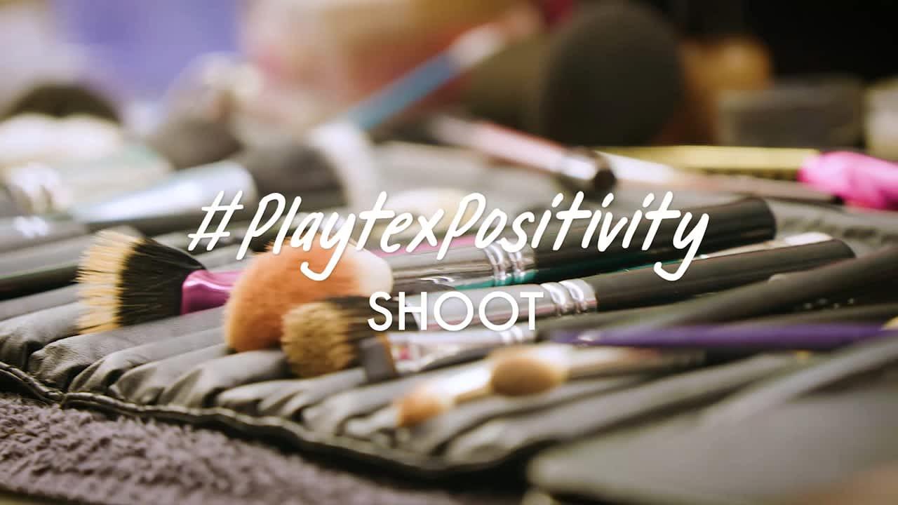 Playtex Positivity - Social Campaign