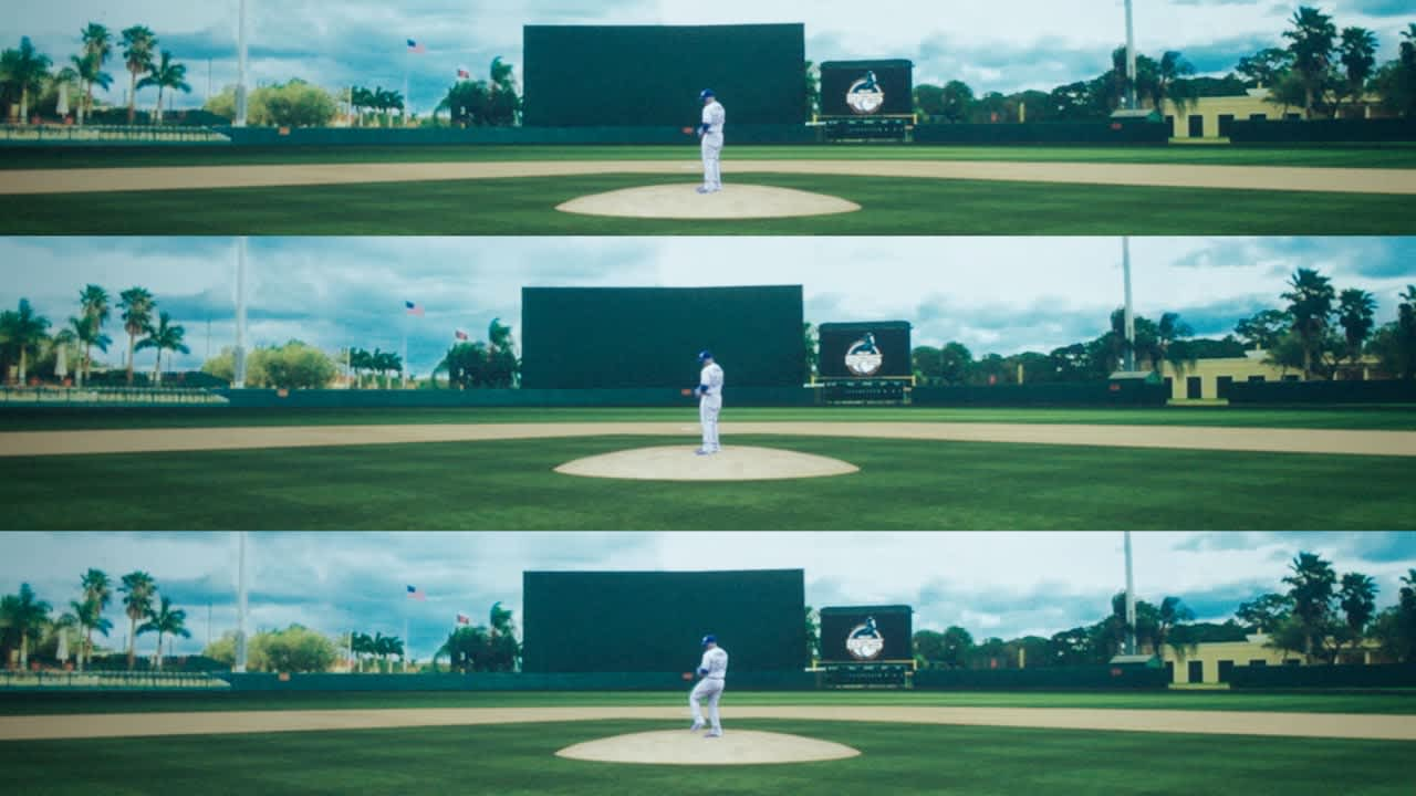 Bloomberg Media - Virtual Reality in Baseball