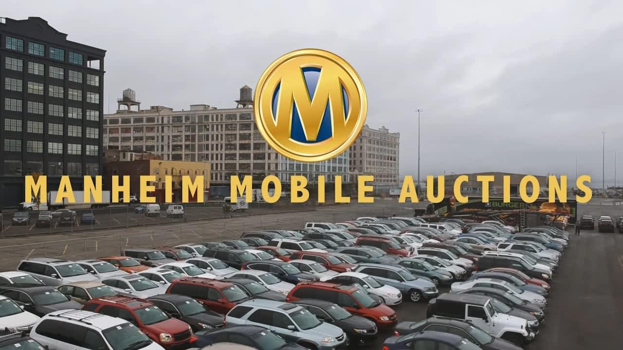 Manheim Mobile Auction
