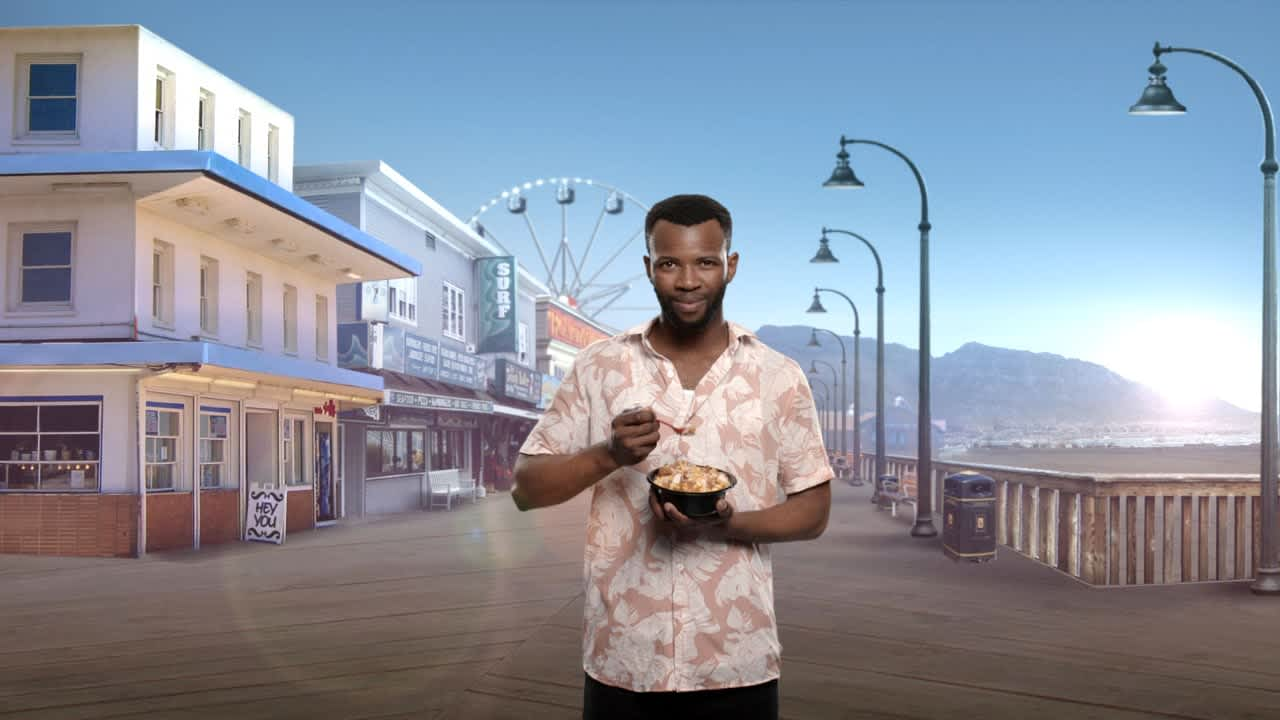 KFC Bowls: Interactive Commercial