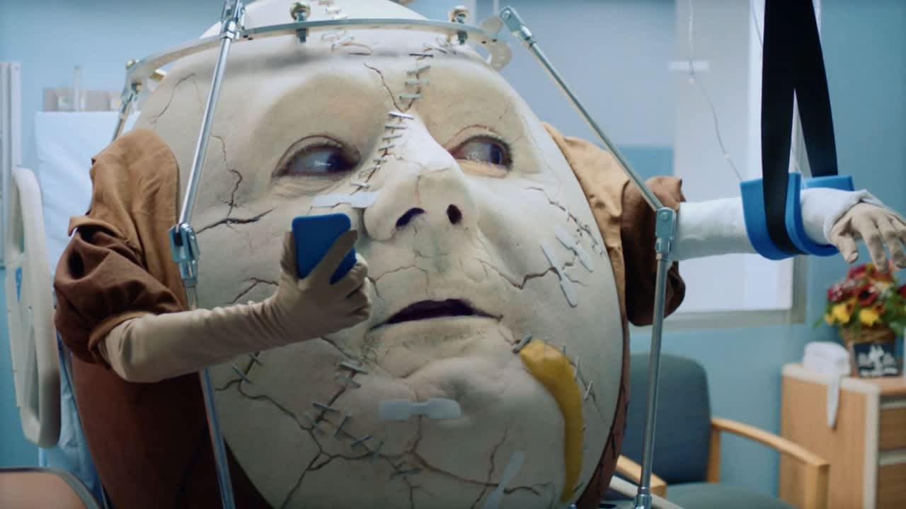 TurboTax Super Bowl - Humpty Dumpty