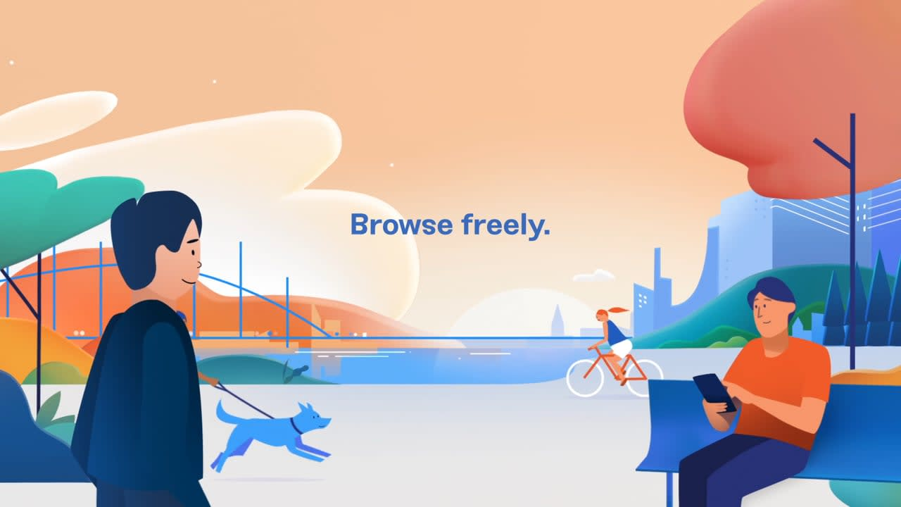 Firefox: Browse Freely