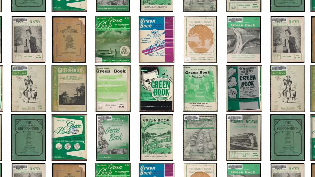 Airbnbmag - The Green Book
