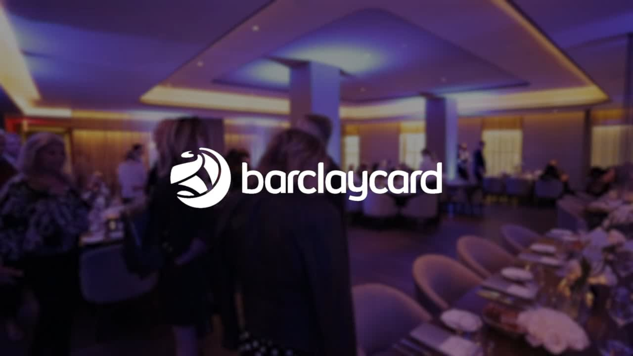 "Barclaycard ""I Have Arrived"" video"