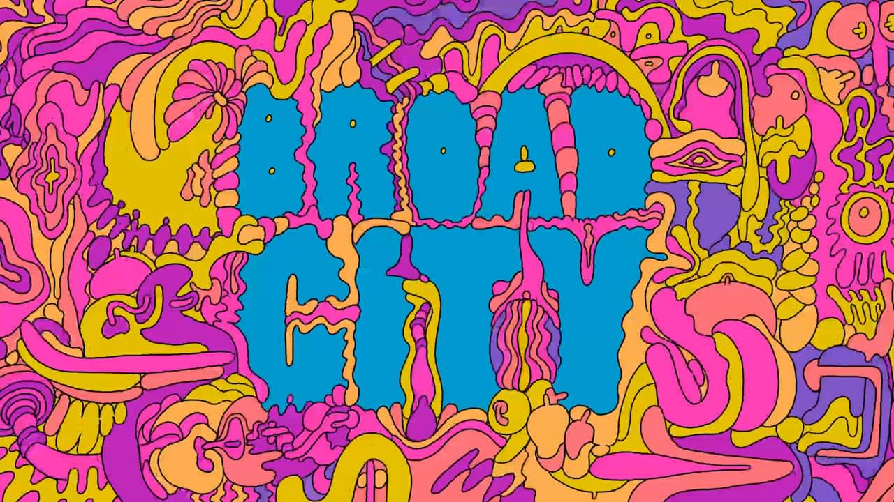 Broad City Opening Titles