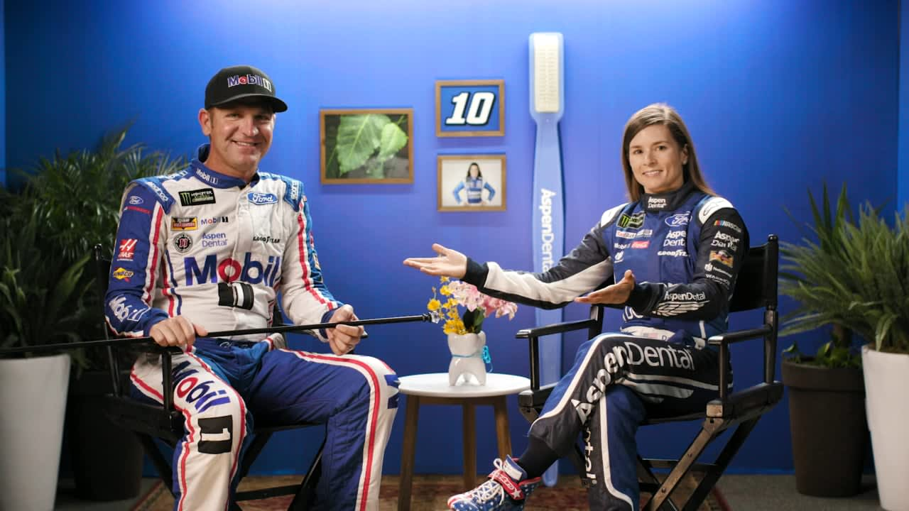 Lets Get Started with Danica Patrick