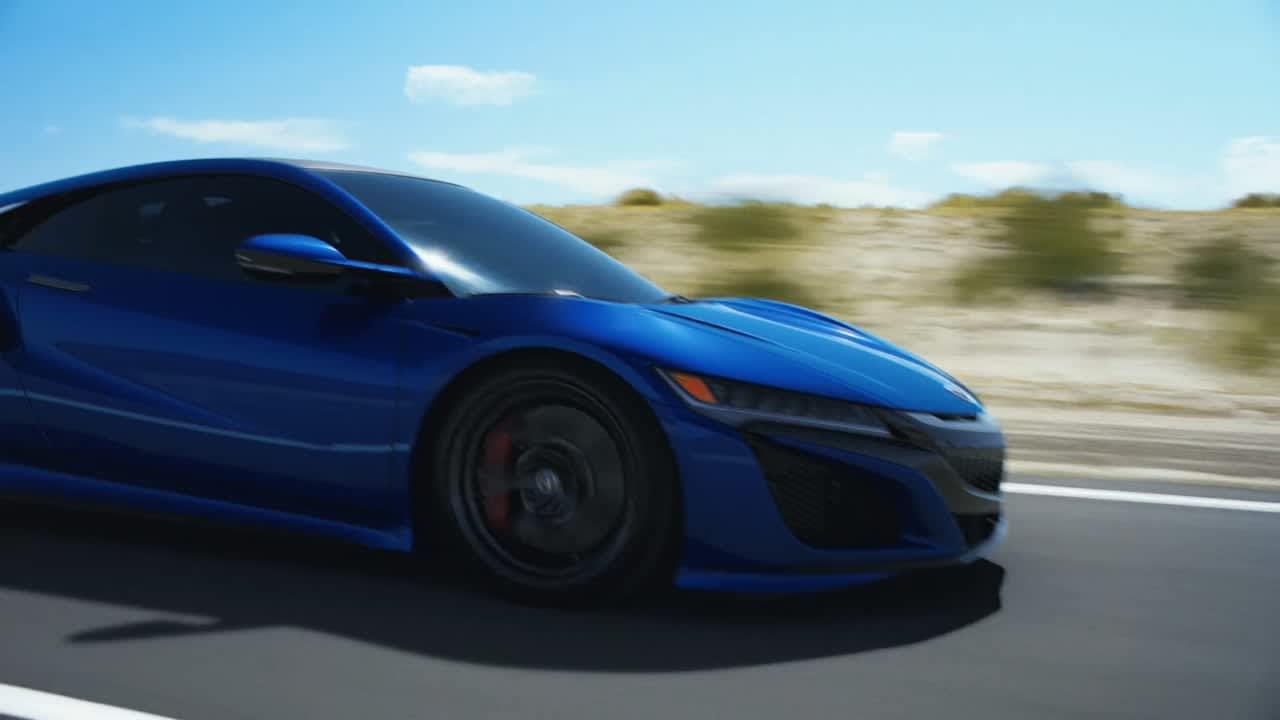 Acura: Remix (Sport Hybrid SH-AWD)