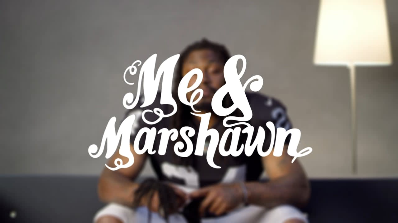 Madden NFL '18- Me and Marshawn