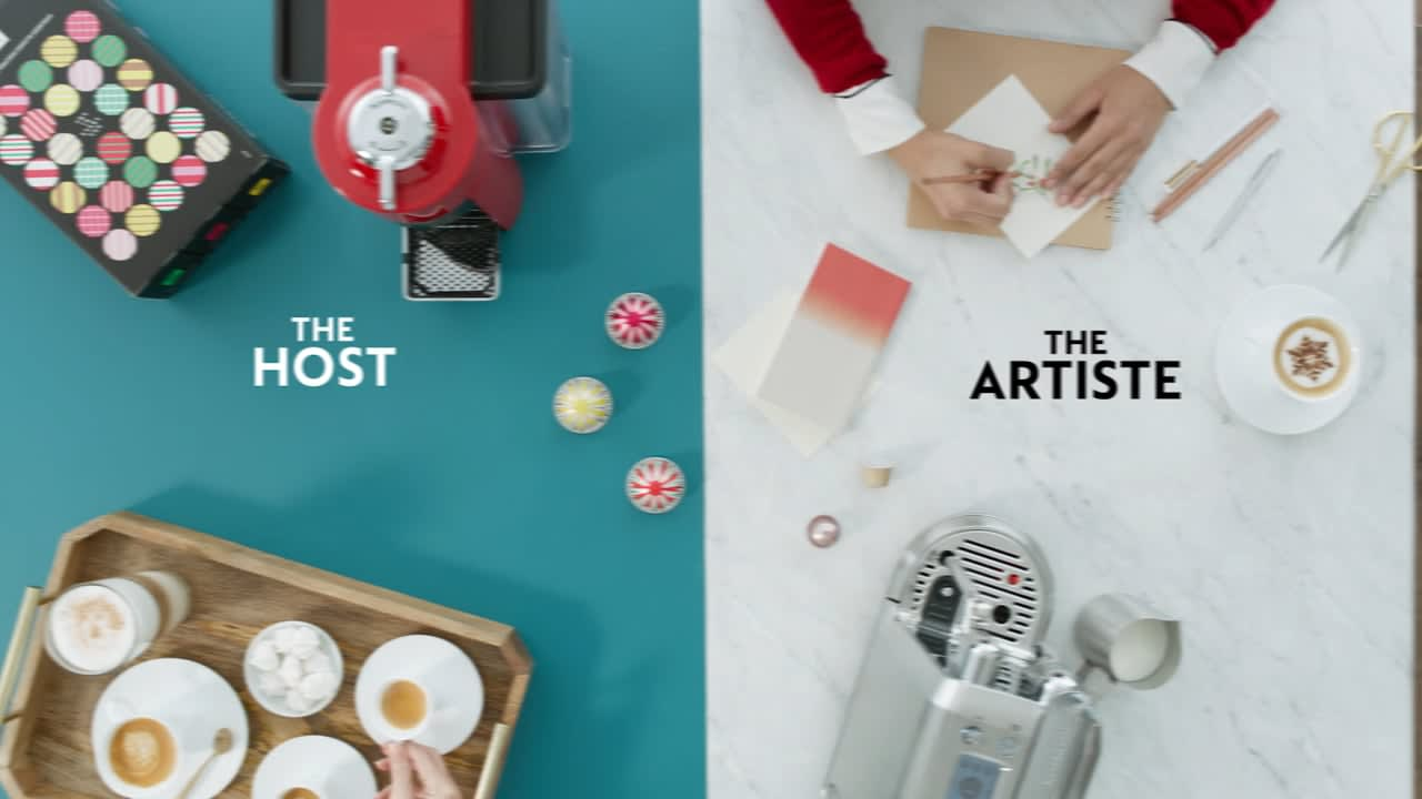 Nespresso Holiday Gift Guide