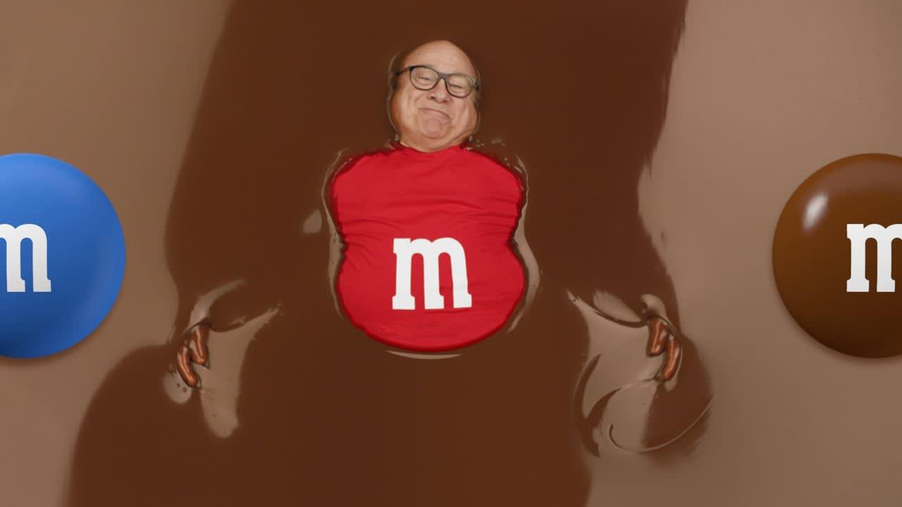 M&M's Super Bowl Teaser