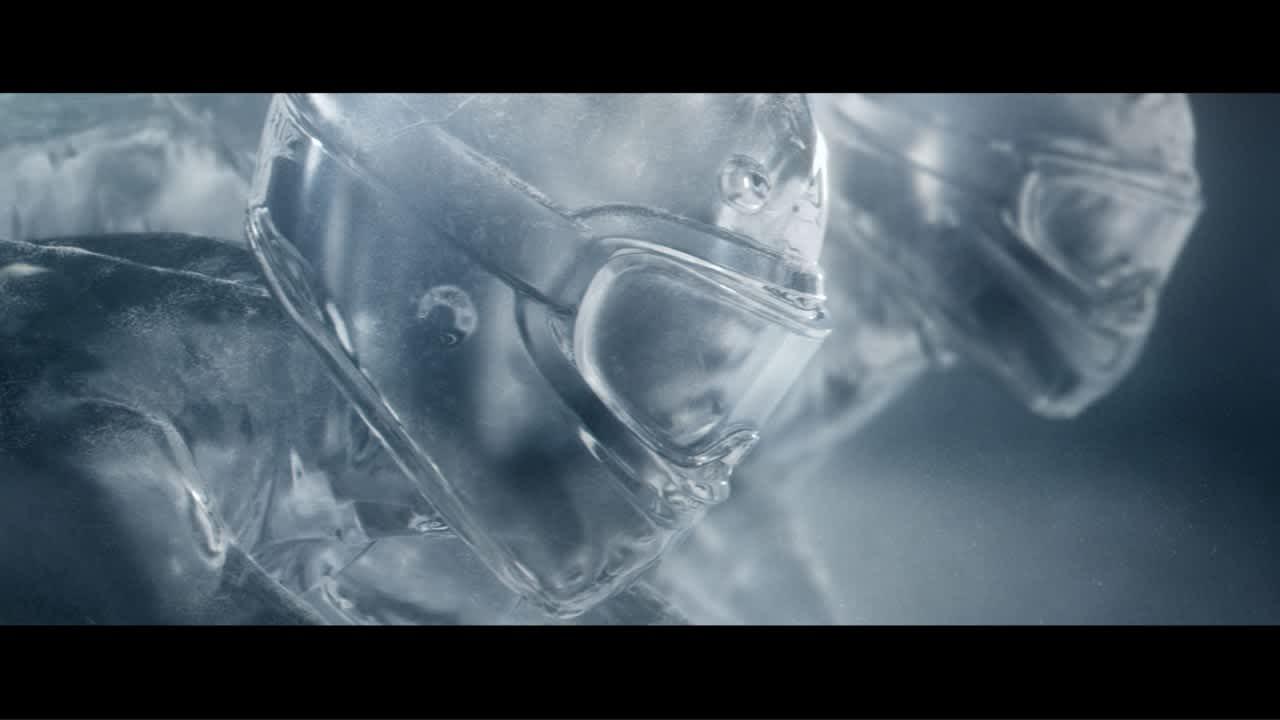 Toyota x Olympics - Frozen