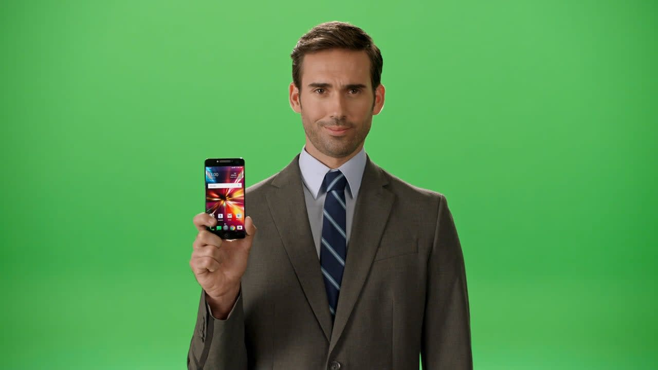 Cricket Wireless - Two Sides