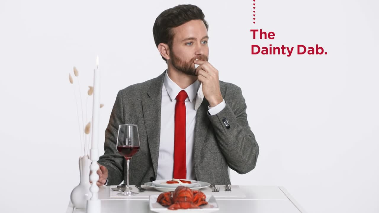 #DateANapkinUser Vanity Fair Napkins + Match.com