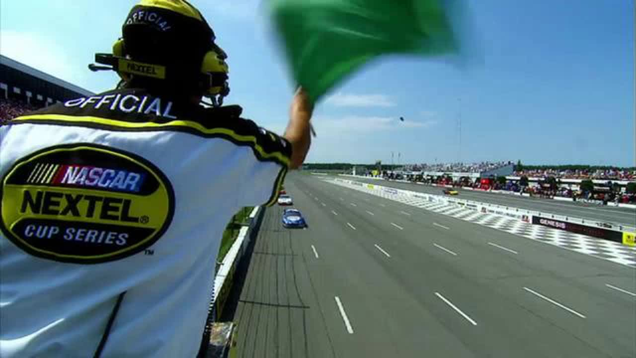 ESPN /ABC Sports NASCAR
