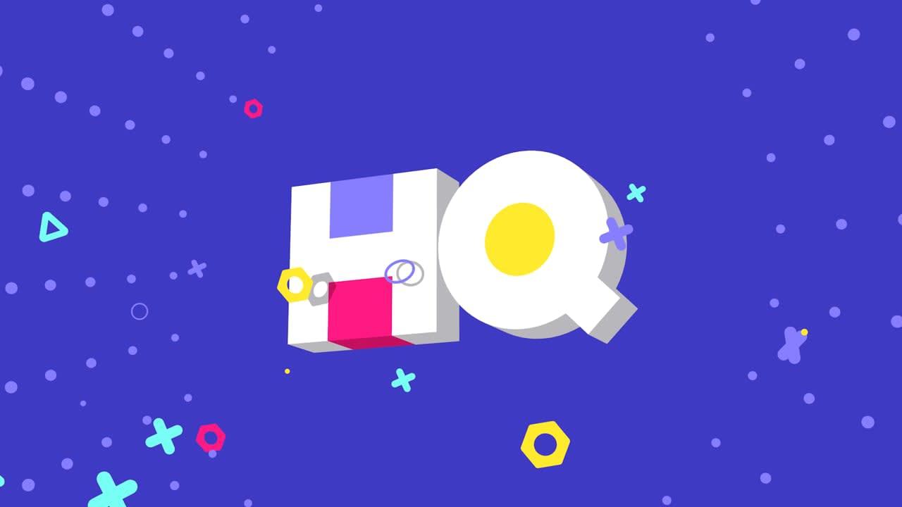 HQ Trivia Preloading Animation sample
