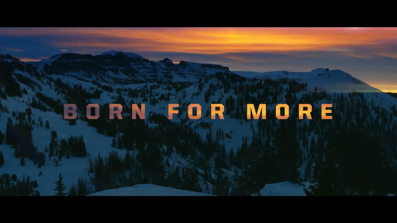 "Polaris ""Born For More"""