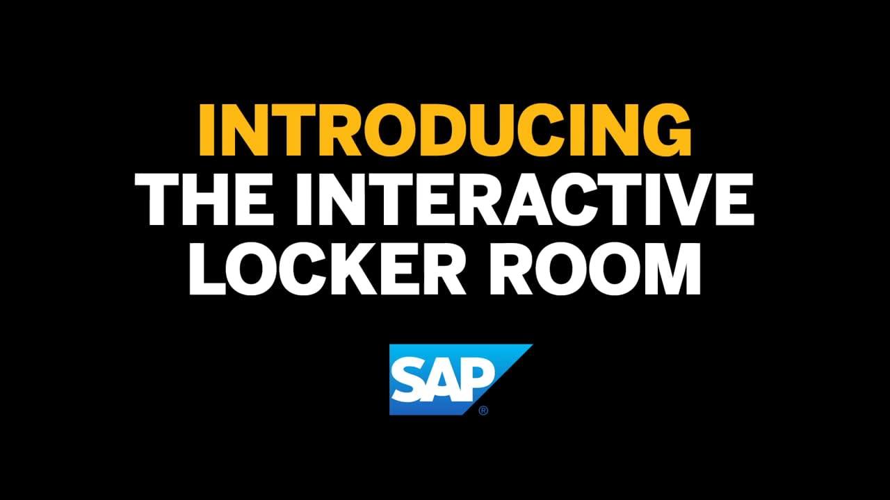 INTERACTIVE LOCKER ROOMS