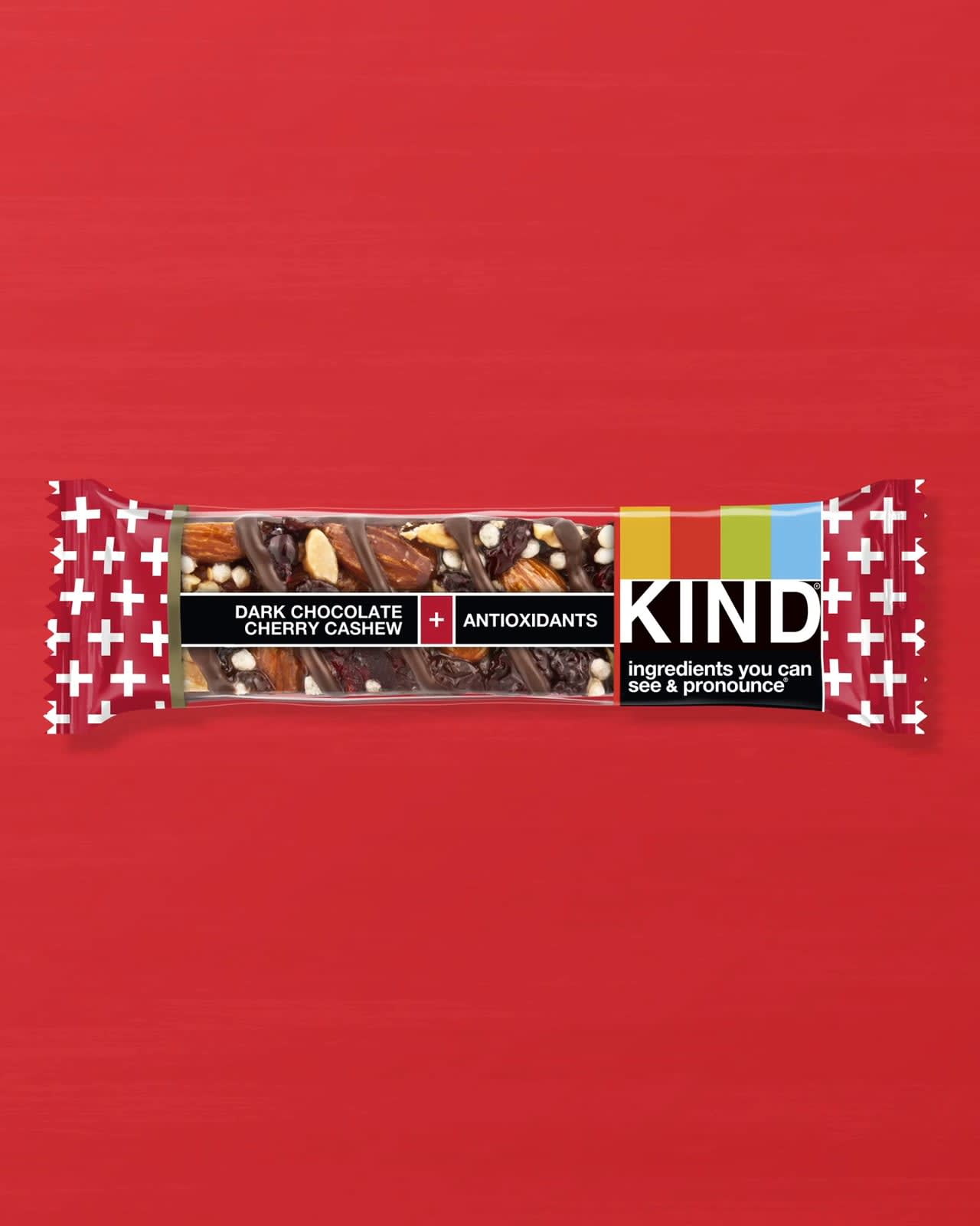 "KIND Snacks ""Real Ingredients"" Campaign"