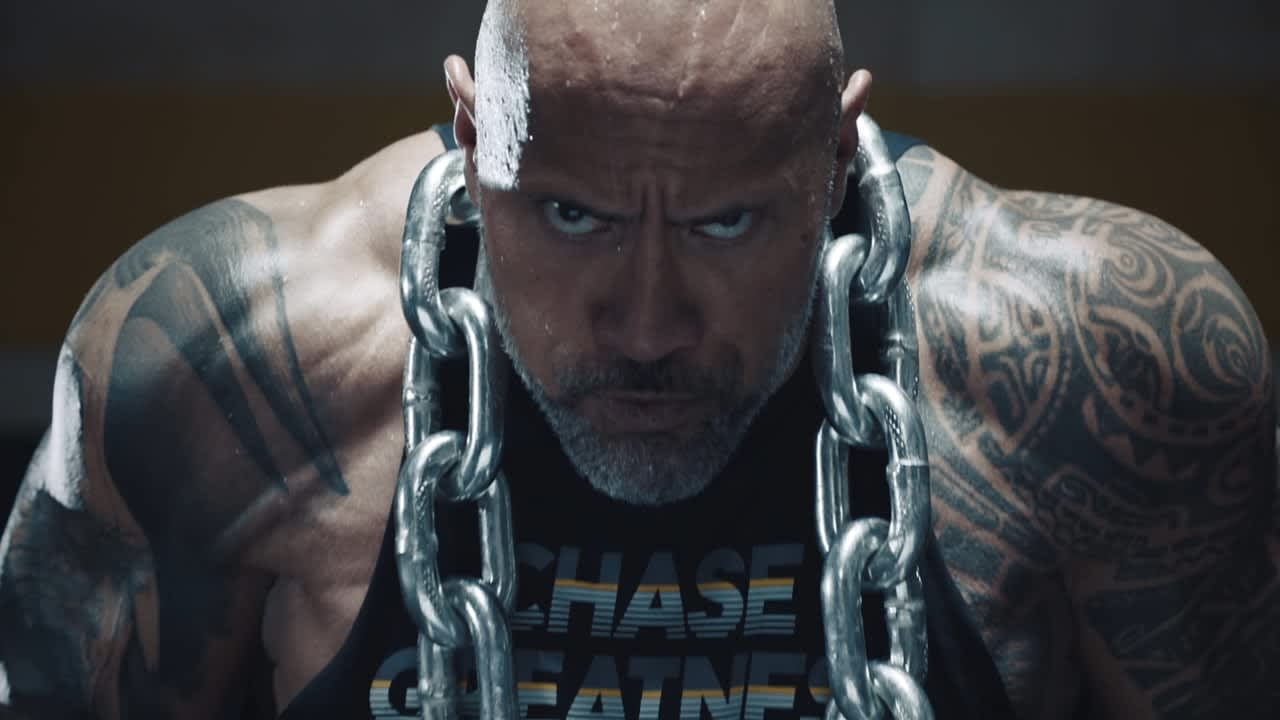 Under Armour / Project Rock -- Build The Belief