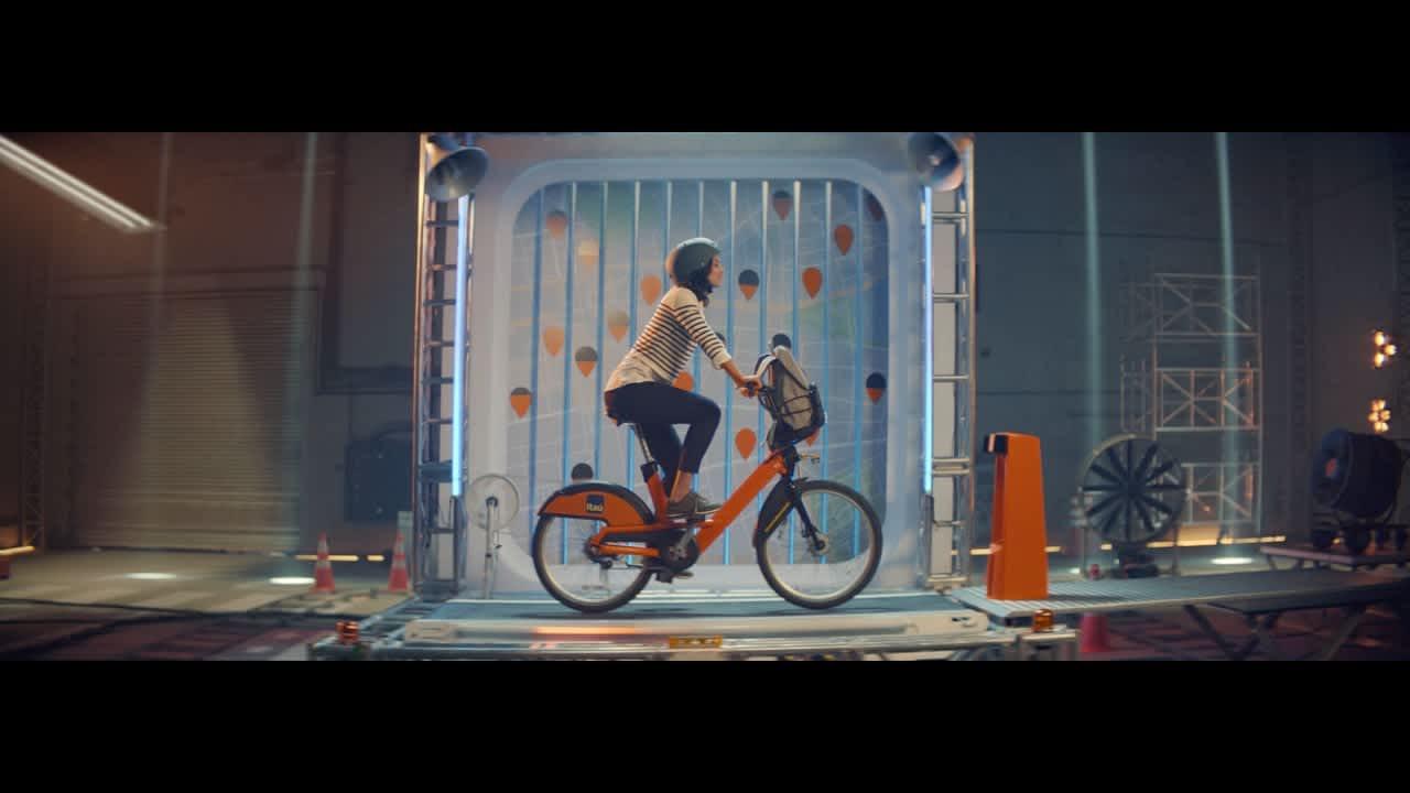Itaú — Itaú Bike Share