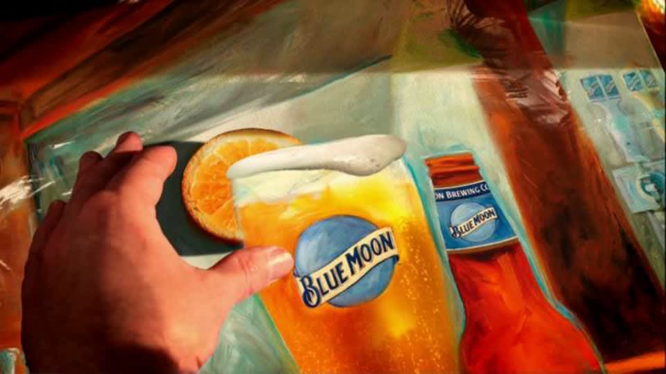 Blue Moon Artfully Crafted
