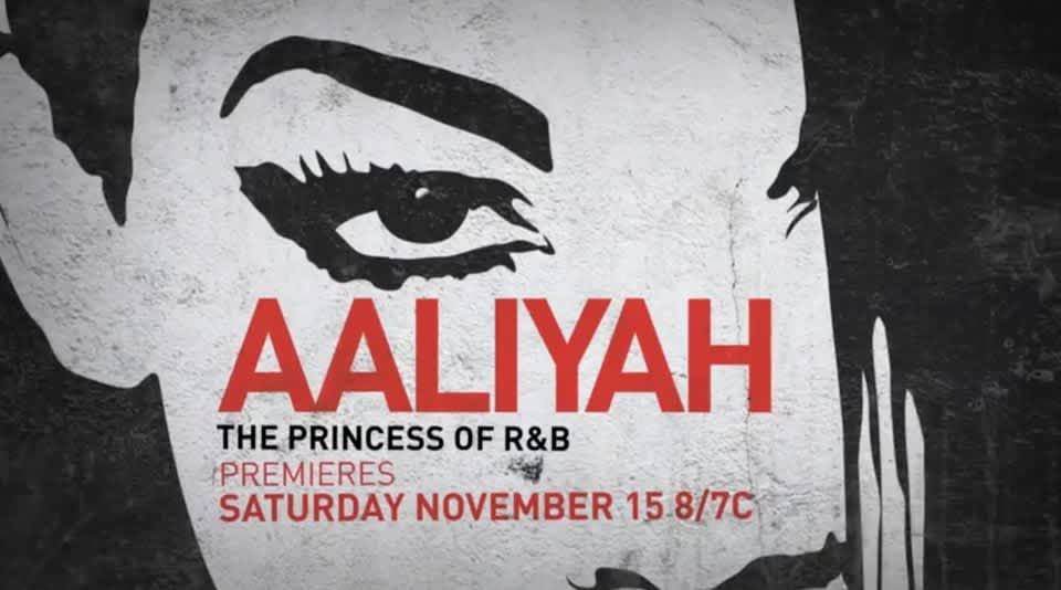 'Aaliyah: The Princess of R&B' Official Teaser