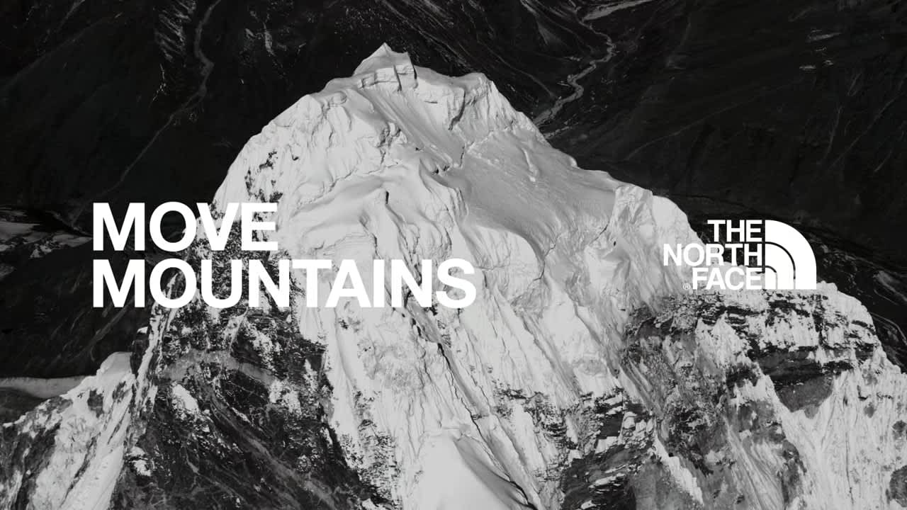 the North Face - Move Mountains