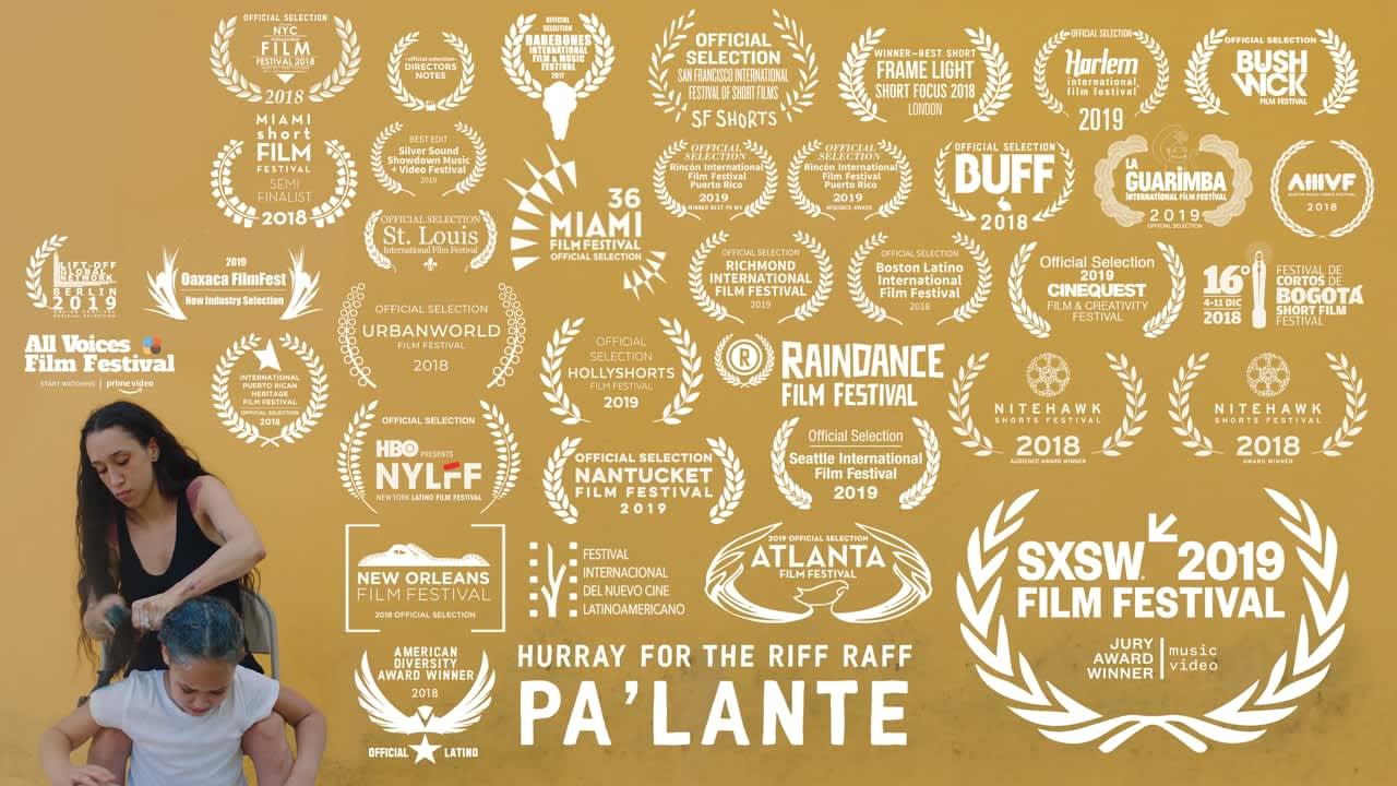 Pa'lante - Hurray For The Riff Raff - ATO Records