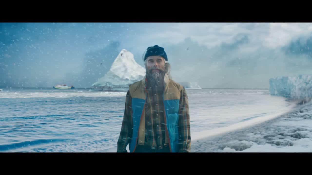 Alaska Airlines - Lumberjack