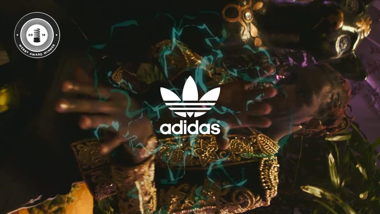 ADIDAS Originals   Instagram Brand Film