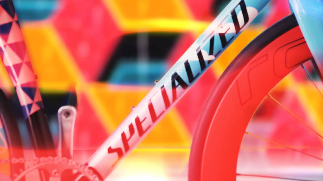 Specialized X Michael Reeder