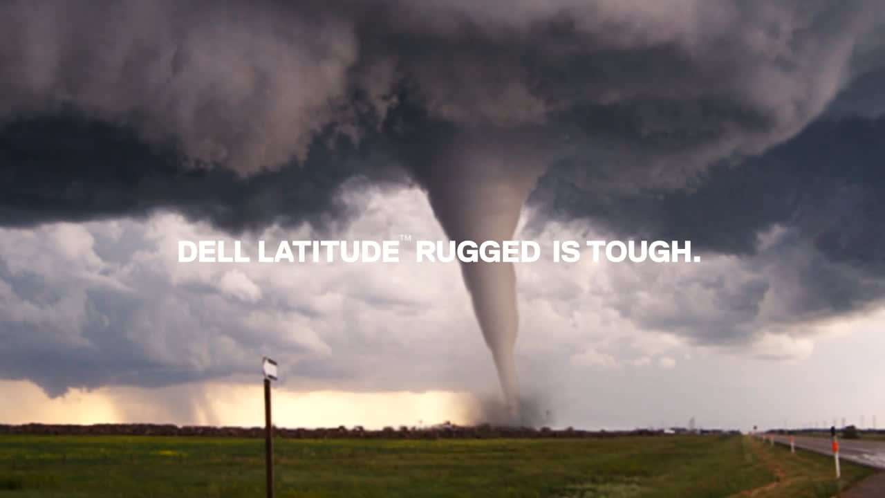 Dell Rugged Tough as Male