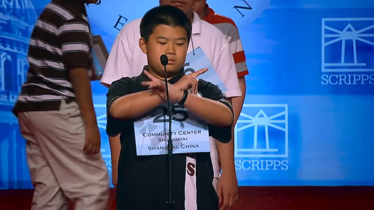 ESPN - Life Needs Sports - Street Cred Scripps National Spelling Bee