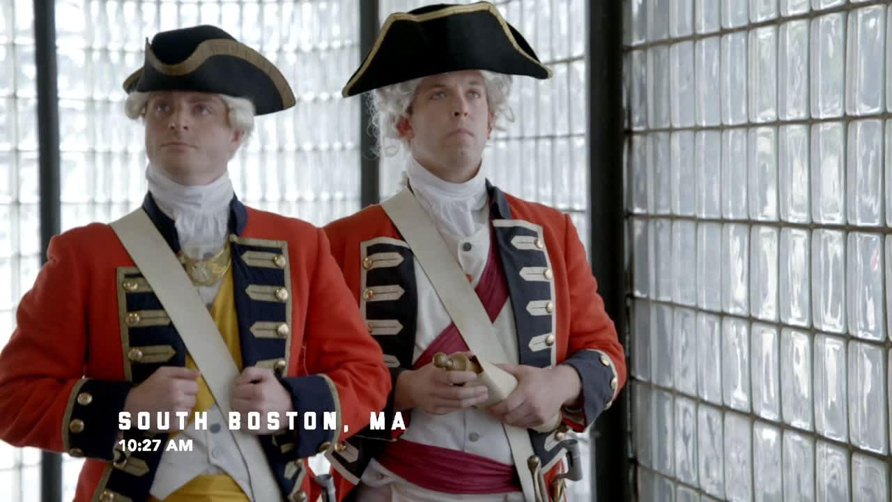 "New England Revolution ""Hat Act"""