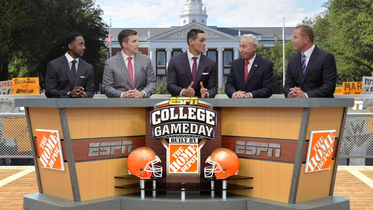 ESPN College Gameday | Home Depot