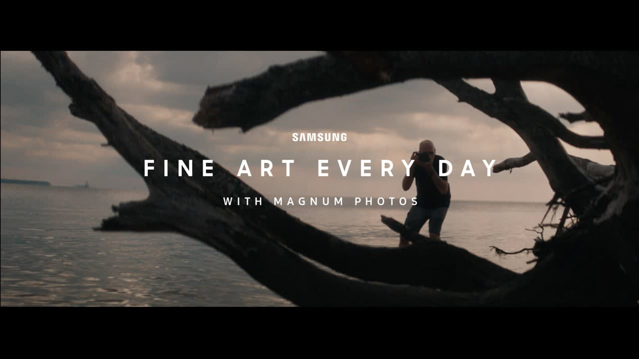 Samsung Art Store: Fine Art Every Day Collection with Magnum Photos
