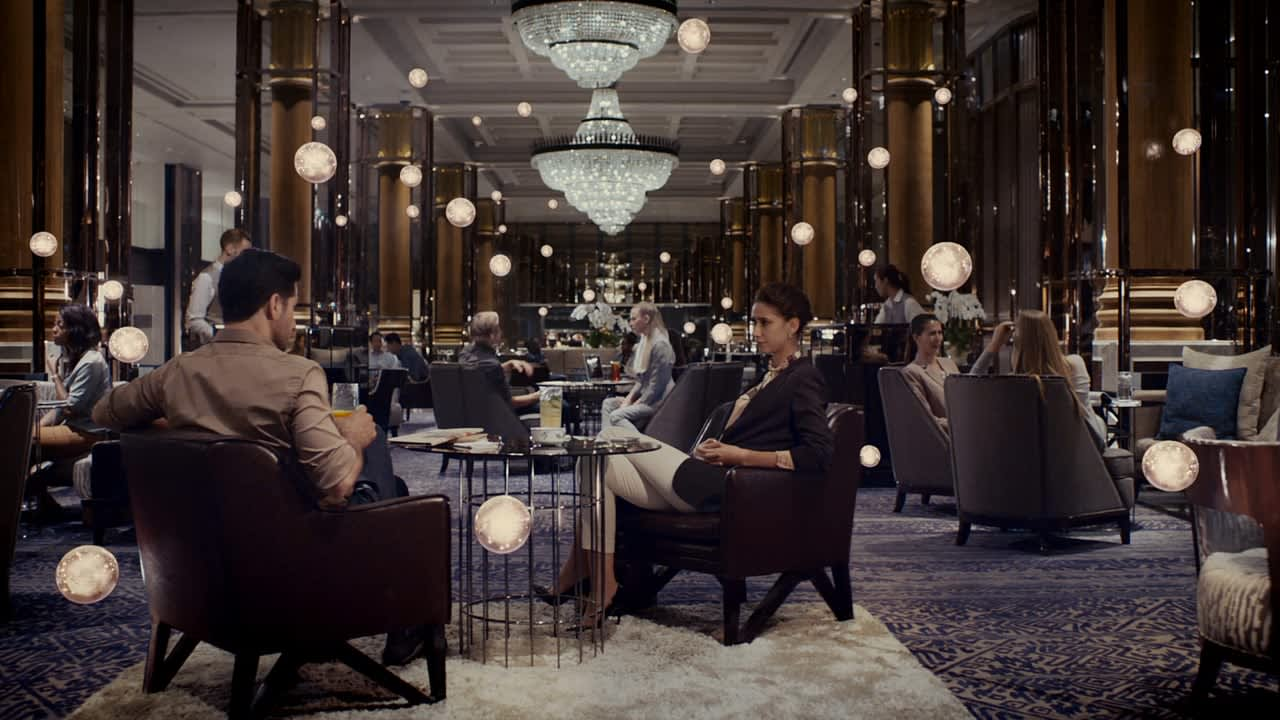 Marriott Hotels x TED - What Happens...?
