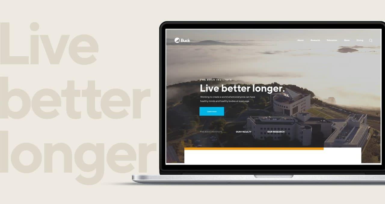 Buck Institute Website