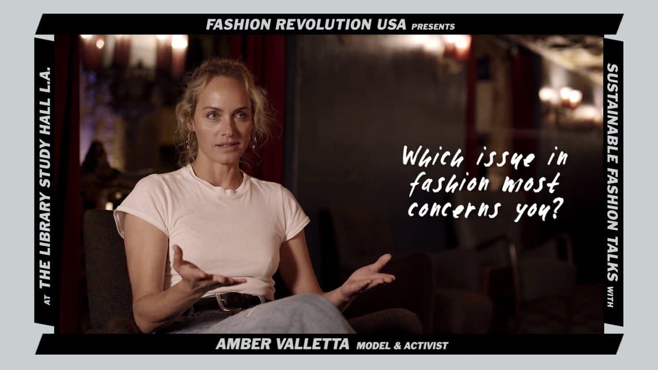 Fashion Revolution USA presents Sustainable Fashion Talks