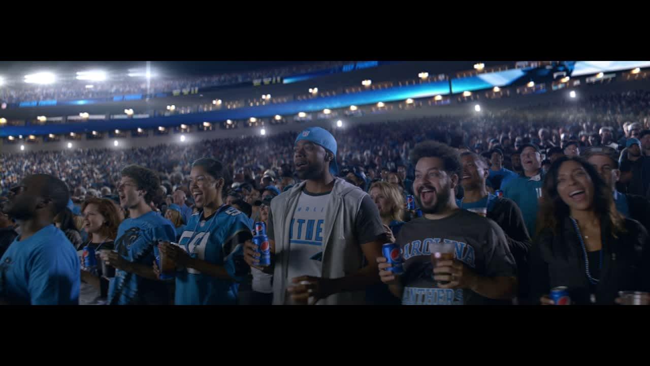 "Pepsi - ""Ice the Kicker"""