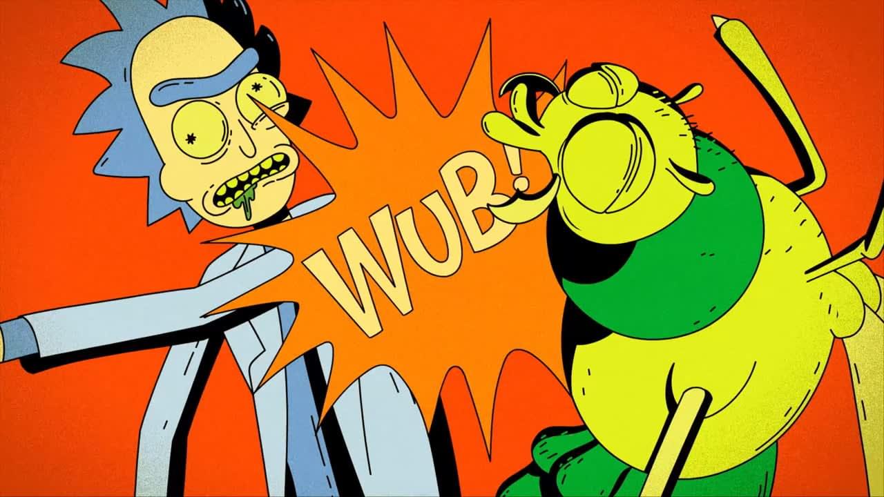 Rick & Morty IDs